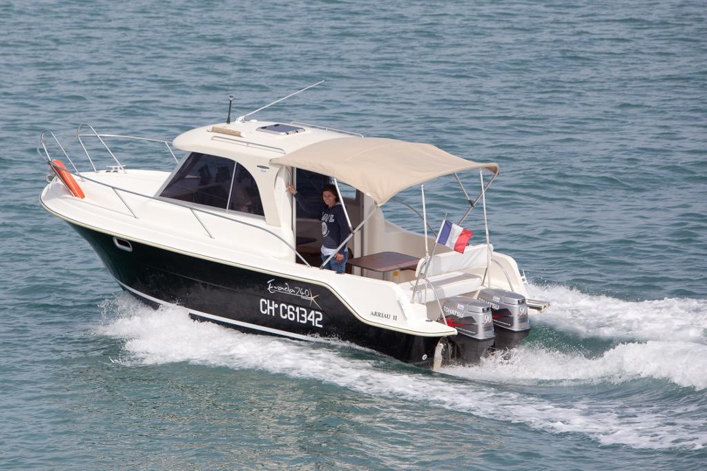 bateau 6 metres